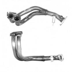 Tuyau d'échappement pour OPEL CALIBRA 2.0 16v Ecotec Boite manuelle (Jusquau chassis N°S1999999 et T9004438)