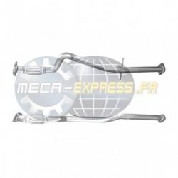 Tuyau d'échappement pour OPEL ZAFIRA 1.4 TOURER (moteur : A14NET - B14NET) N° de chassis from D2 or F1