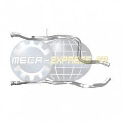 Tuyau d'échappement pour PEUGEOT 308 SW 1.6 BlueHDi (moteur : BHZ (moteur : DV6FC) - 2ème tuyau de connexion)